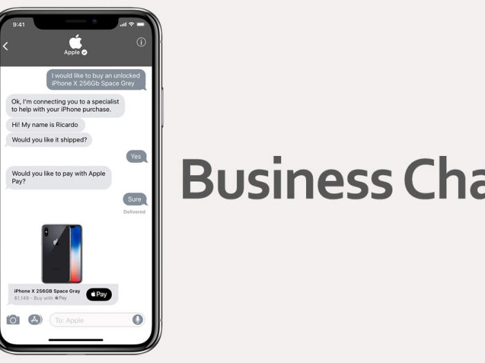 Apple-Has-Launched-Business-Chat-Beta-Version-on-iMessage-with-New-OS-Release