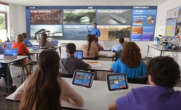 Classroom Technology for the Future