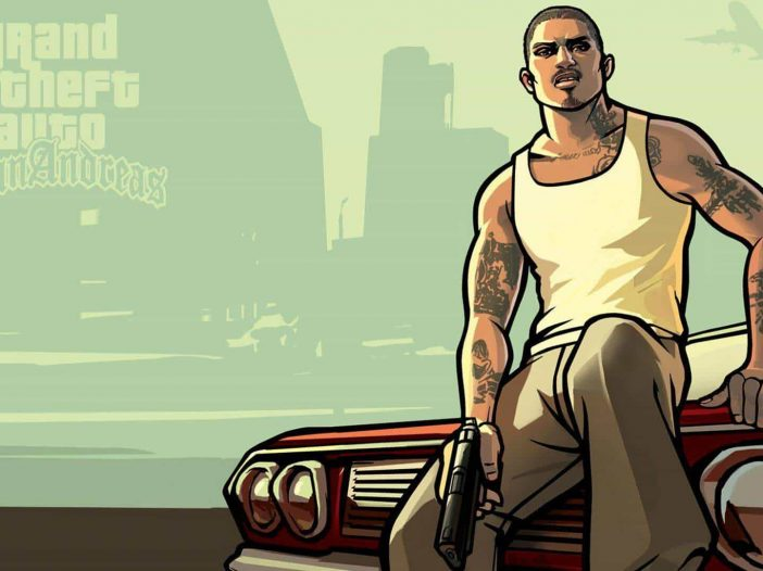 GTA San Andreas For CLEO Mods