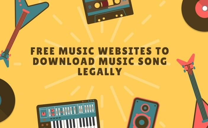 How To Free Music Download Music Song Legally [Royalty Free music]