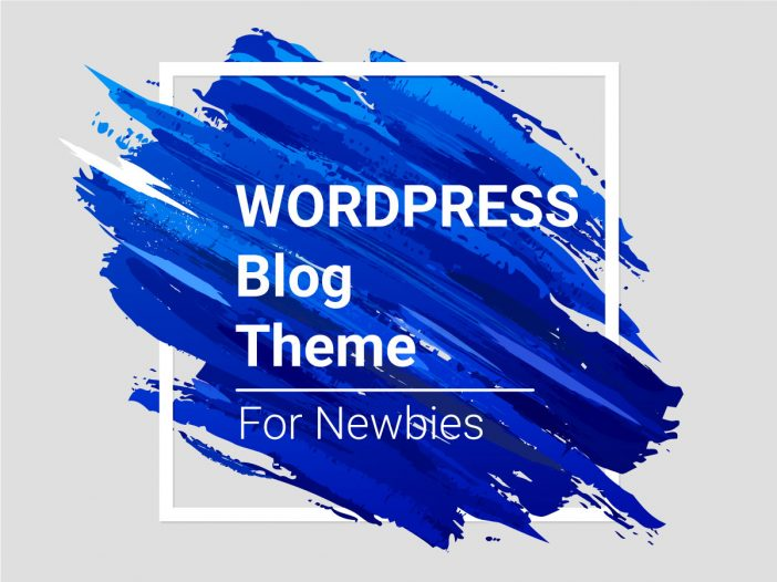 WordPress-Blog-Theme-for-Newbies